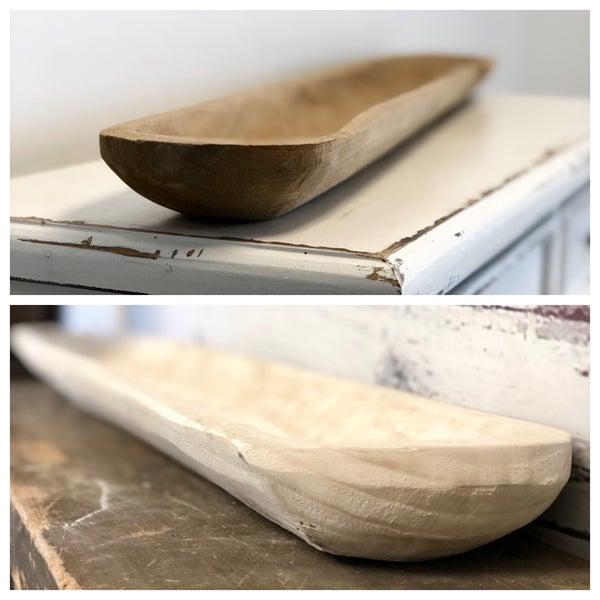 Long Skinny Bowl