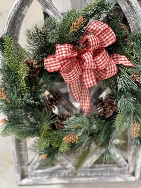 "Pine Wreath - 20"""