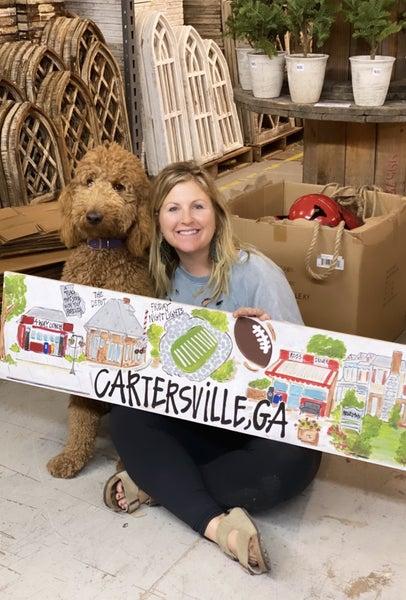 Cartersville Sign