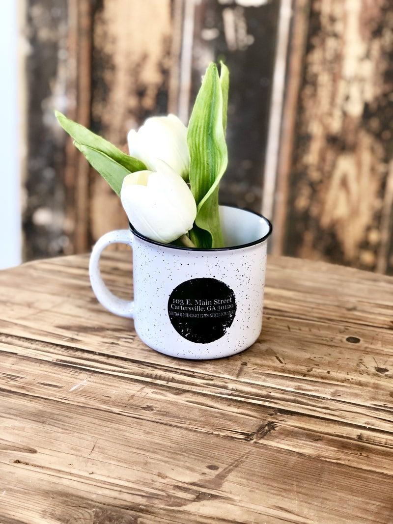 Southern With Grace Logo Mug