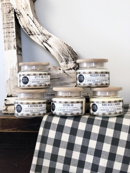 SWG Exclusive Candle: Mama Needs a Moment *Final Sale*