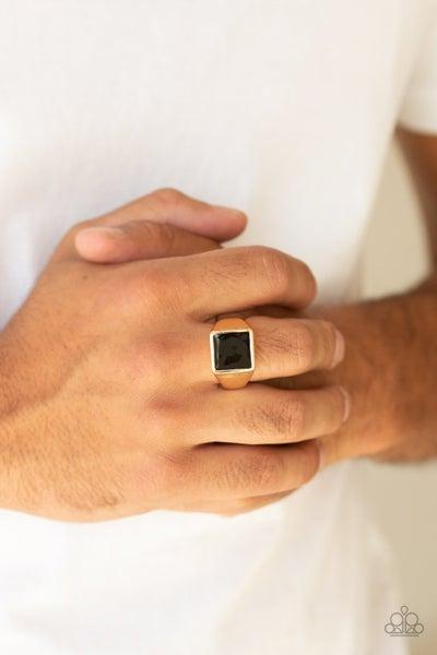 Fresh Start Gold ring