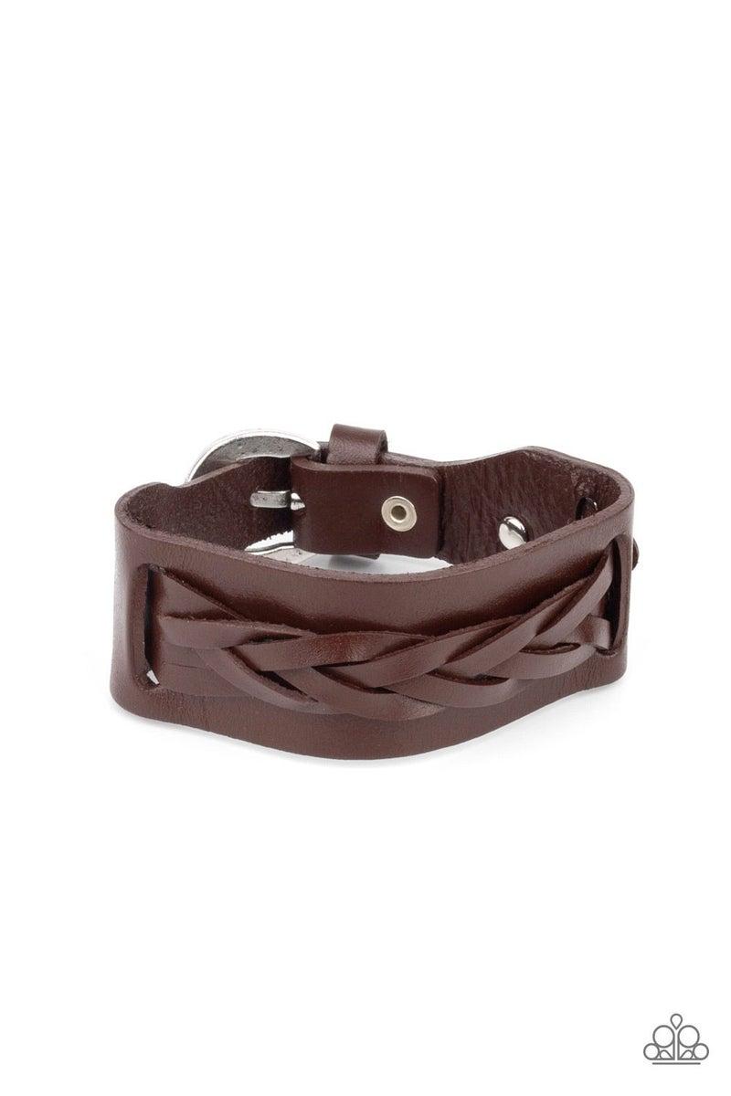 Practical Pioneer Brown Urban Bracelet - PREORDER