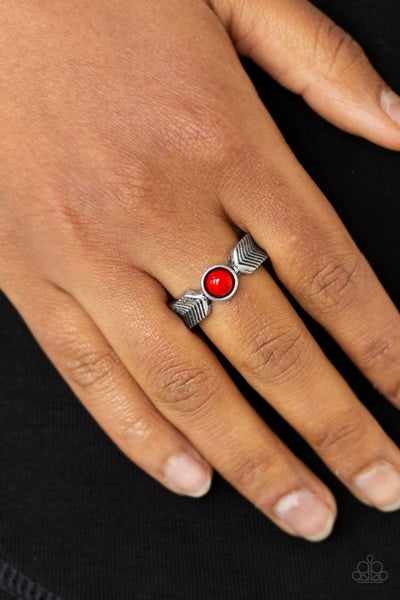 Awesomely ARROW-Dynamic Red Ring