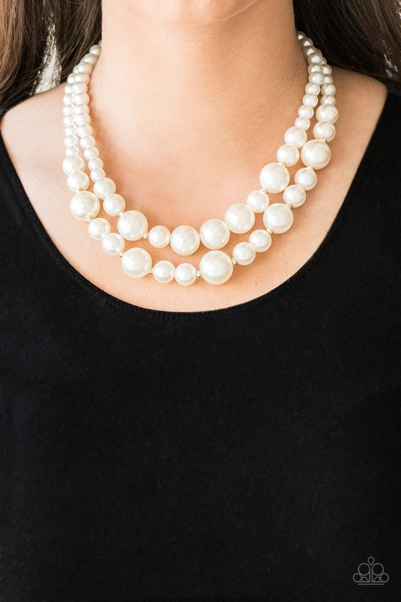 The More The Modest Gold Necklace - Sparkle with Suzanna