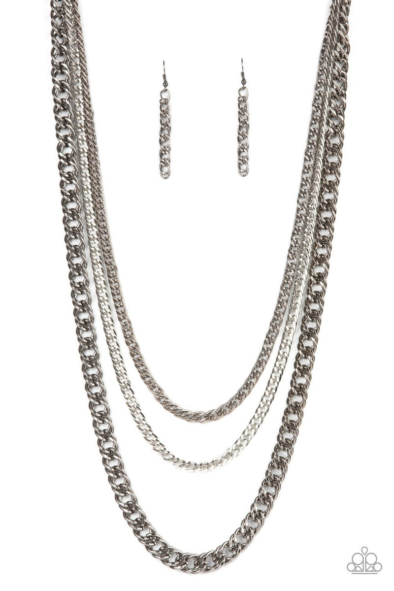 Chain of Champions Multi Necklace - PREORDER
