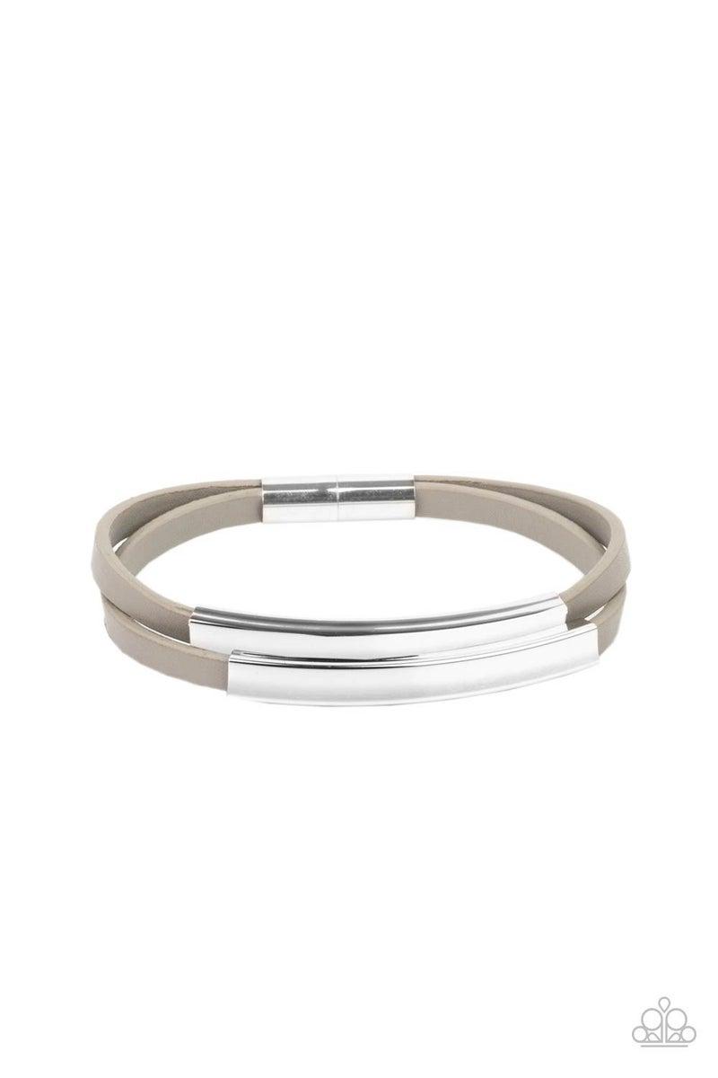 Dangerously Divine Silver Bracelet