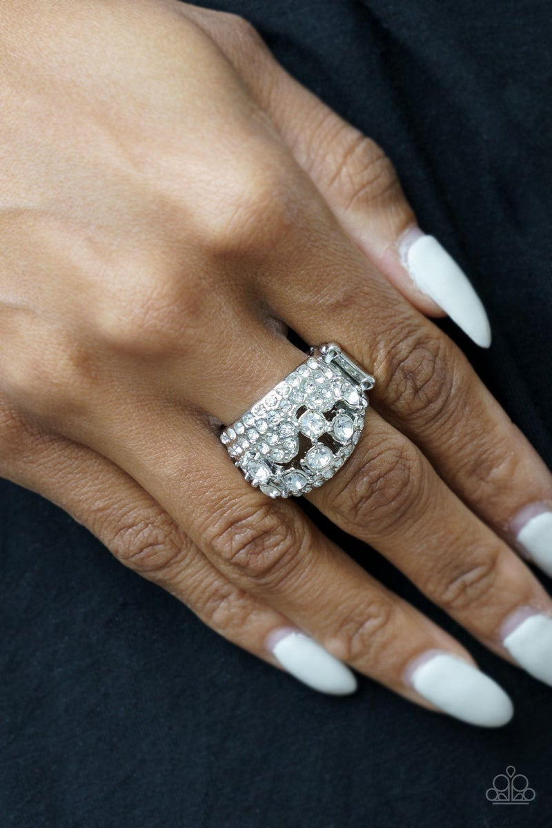 Imperial Incandescence White Ring - PREORDER