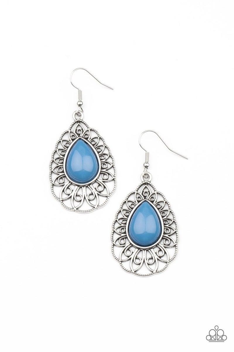 Dream STAYCATION Blue Earring