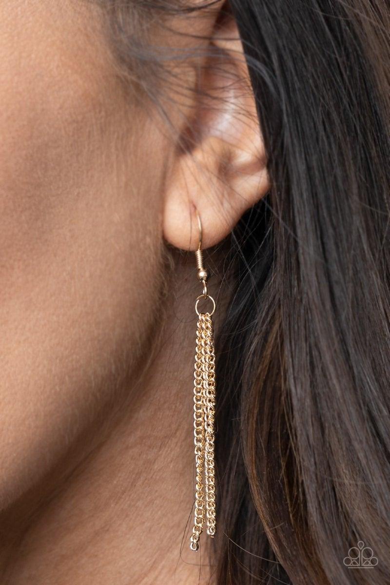 JOY Of Motherhood Gold Necklace