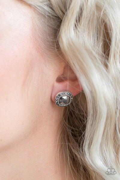 Latest Luxury Silver Post Earring