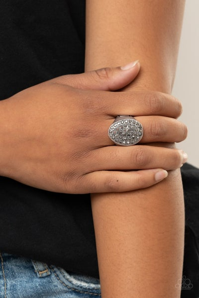 Test your LUXE Silver Ring