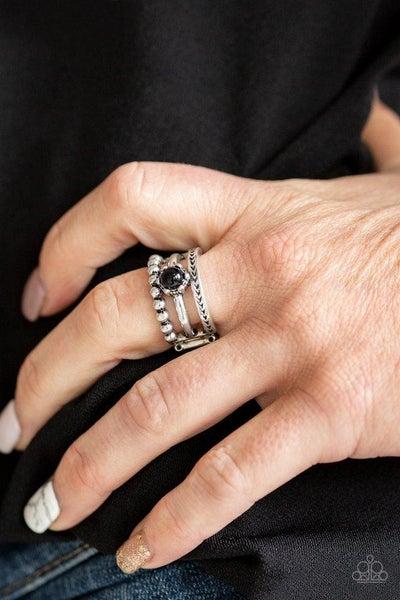 POP Rival Black Ring