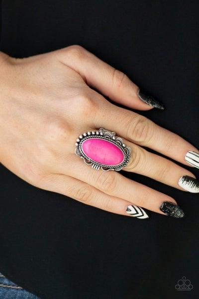 Open Range Pink Ring