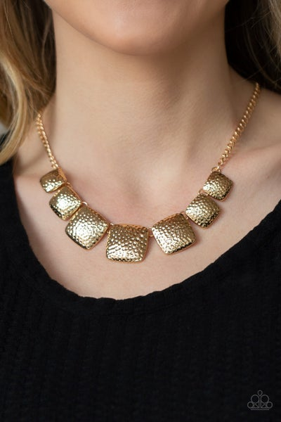 Keeping It RELIC Gold Necklace - PREORDER
