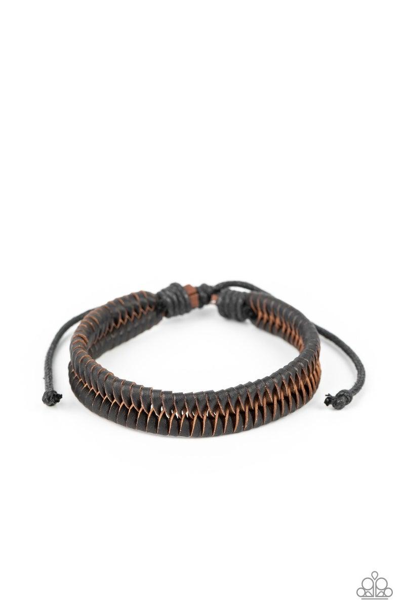 Rodeo Rally Black Urban Bracelet