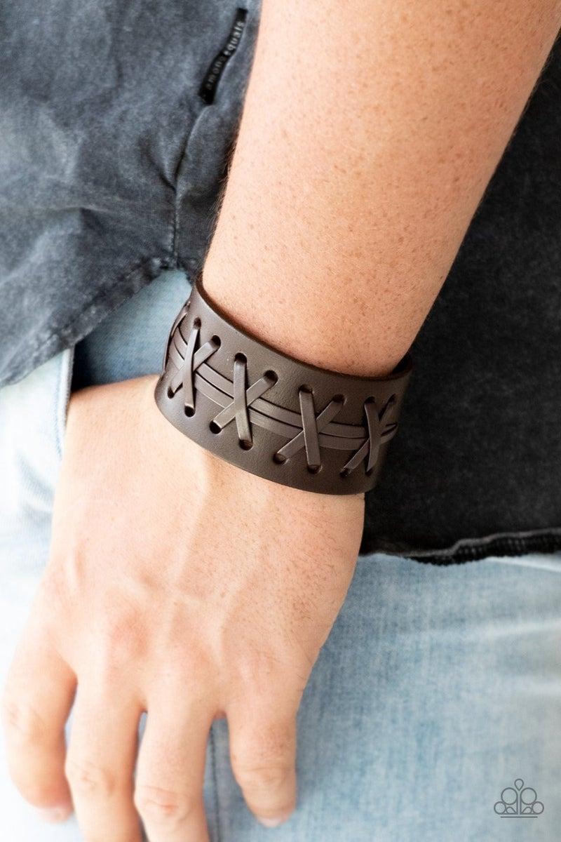 Super Sporty Bracelet Brown