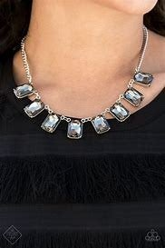 After Party Access Silver Necklace