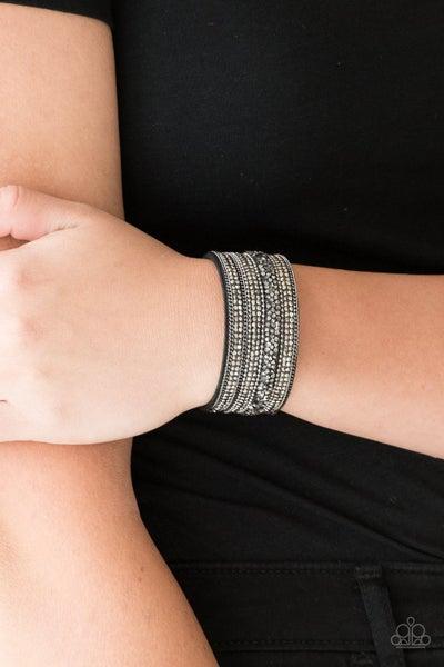 Seize The Sass Silver Urban Bracelet