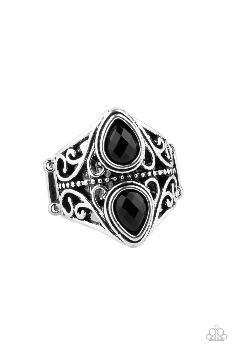 Rural Revel Black Ring