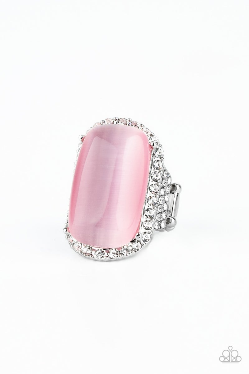 Thank Your LUXE-y Stars Pink Ring- PREORDER