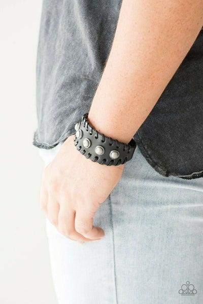 Urban Cowboy Black Urban Bracelet