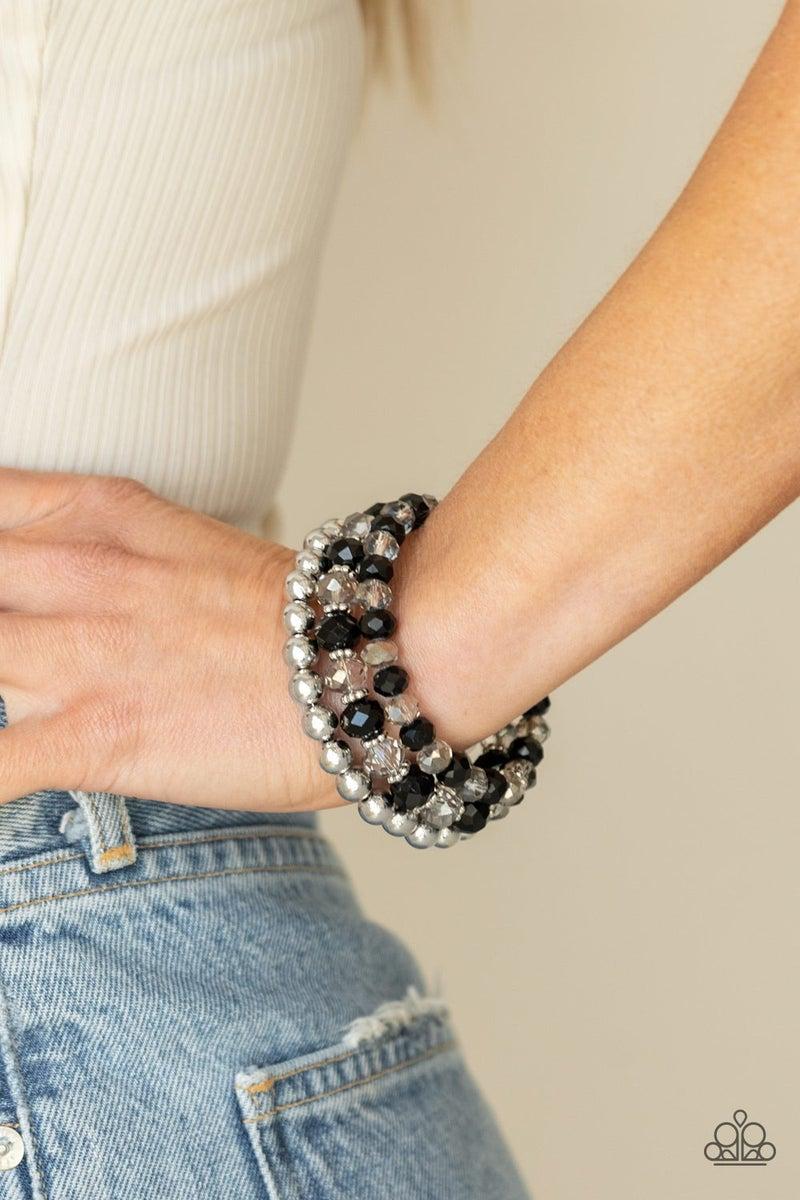 Gimme Gimme Black Bracelet - PREORDER
