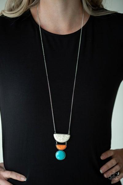 Desert Mason Multi Necklace
