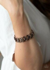 Moonlit Mesa Copper Bracelet