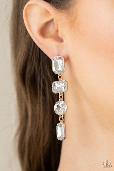 Cosmic Heiress Gold Earring - PREORDER