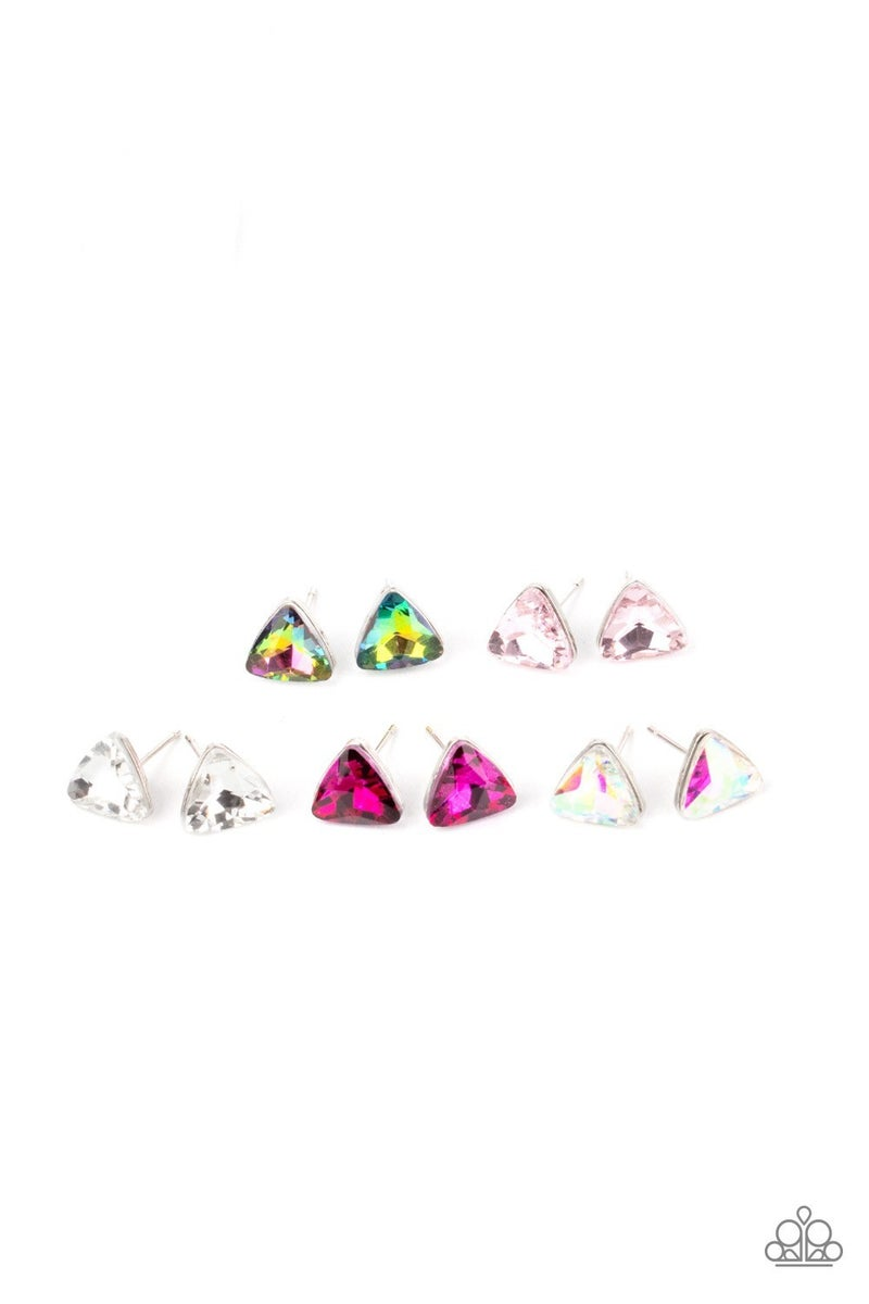 Starlet Shimmer Triangular Gems - PREORDER