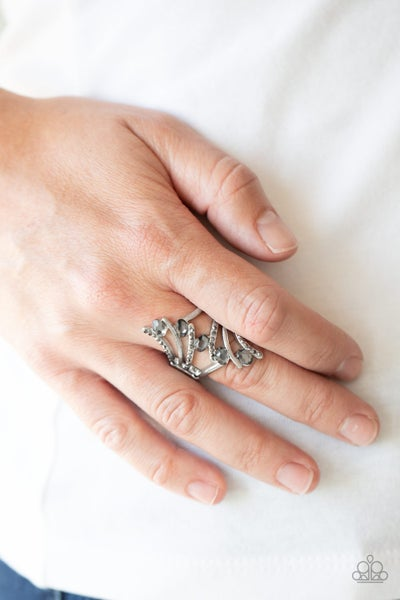 Majestic Marvel Silver Ring