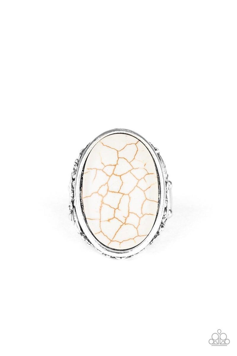 Stonehenge Garden White Ring