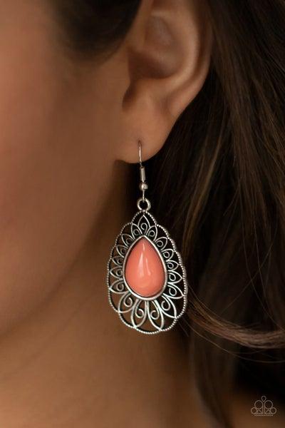 Dream STAYCATION Orange Earring
