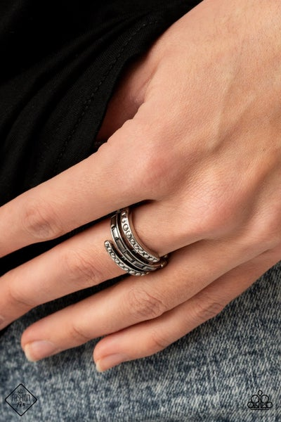 More to Go Around Silver Ring