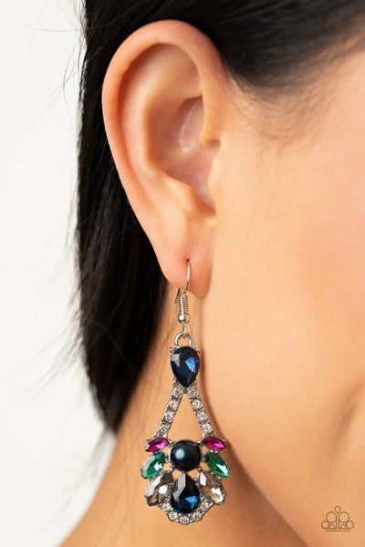 Prismatic Presence Multi Earring
