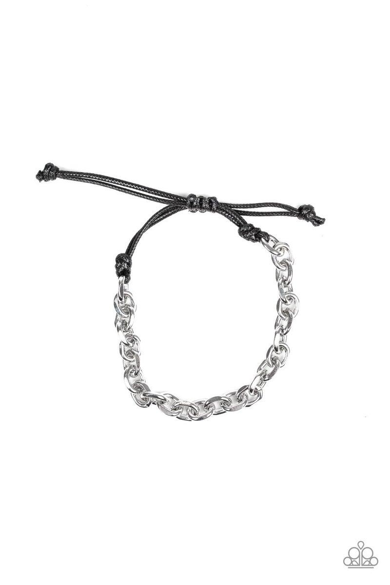 Rumble Silver Urban Bracelet