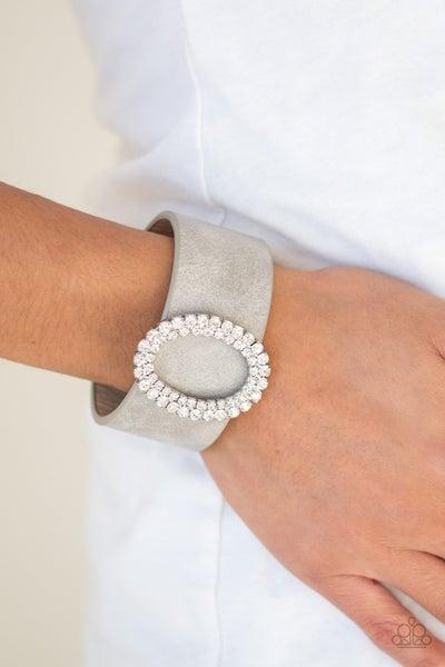 Center Stage Starlet Silver Urban Bracelet
