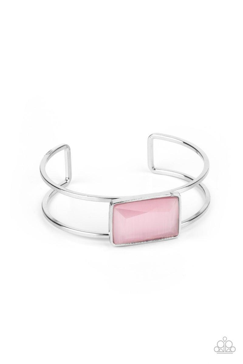 Rehearsal Refinement Pink Bracelet - PREORDER