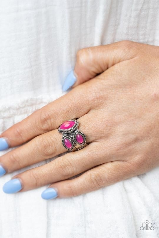 The Charisma Collector Pink Ring - Sold Out!