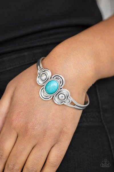 Dream Cowgirl Bracelet Blue