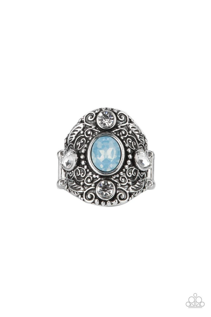 In The Limelight Blue Ring - PREORDER