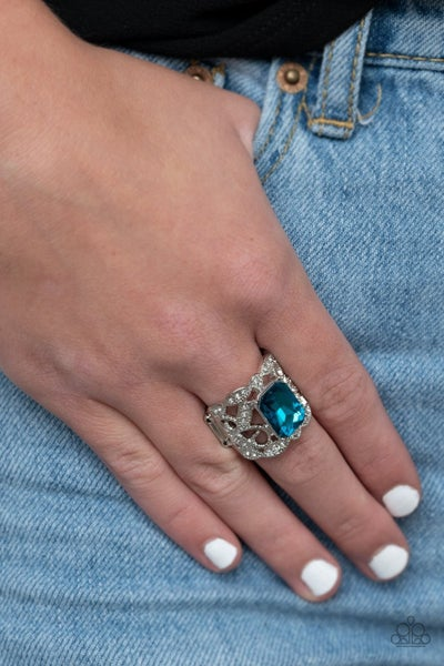 Making GLEAMS Come True Blue Ring