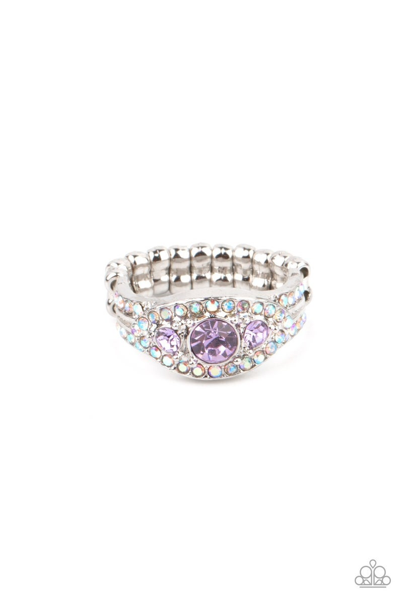 Celestial Crowns Purple Ring - PREORDER
