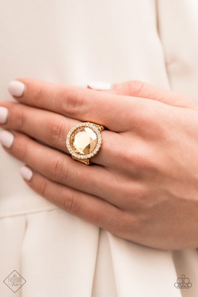 Crown Culture Gold Ring