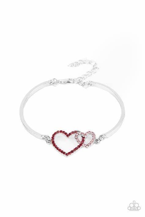 Cupid is Calling Multi Bracelet