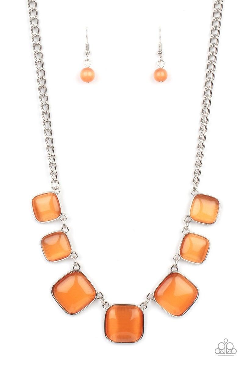 Aura Allure Orange Bracelet - Sparkle with Suzanna