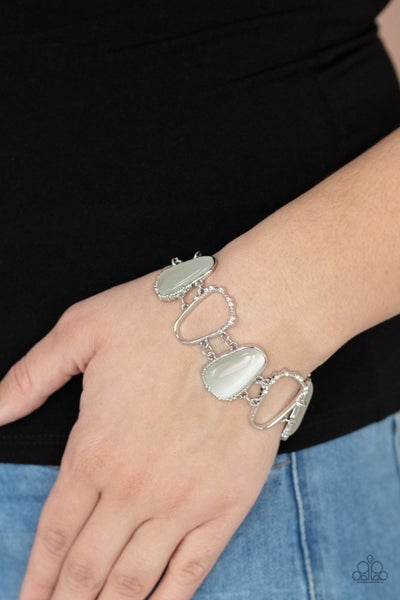 Yacht Club Couture White Bracelet