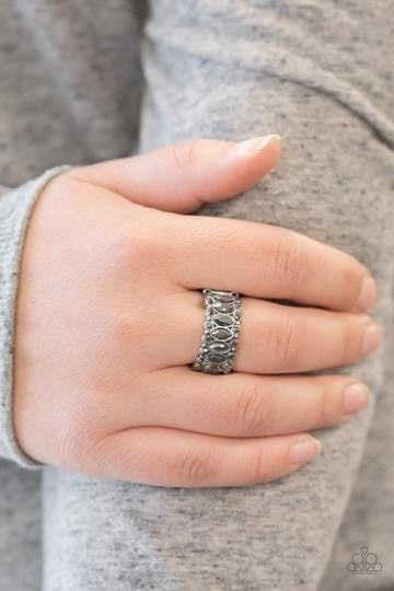 Radical Riches Silver Ring