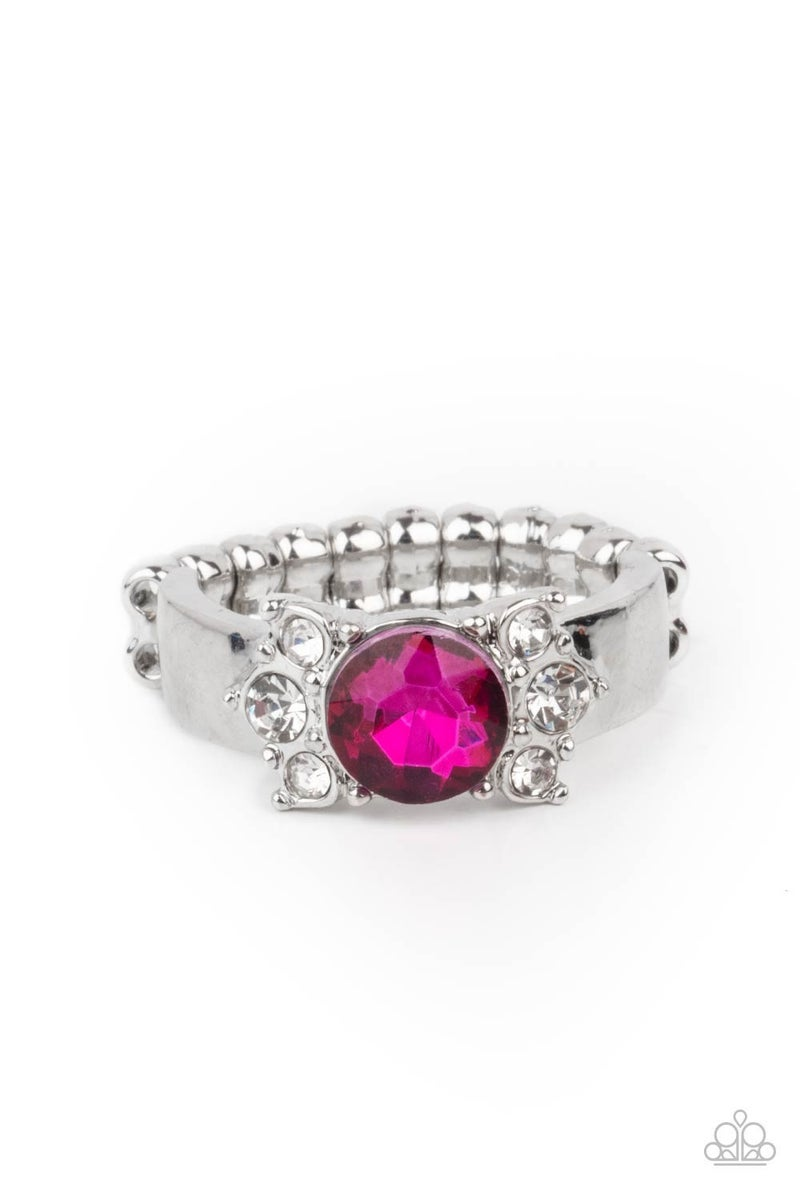 ROYAL Till The End Pink Ring